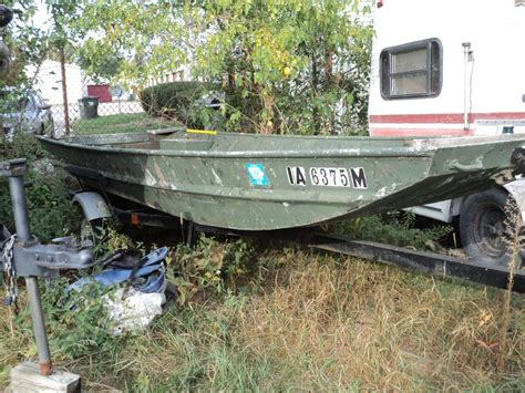 Jon Boats For Sale Used by Used Jon Boats For Sale In Florida Lookup Beforebuying