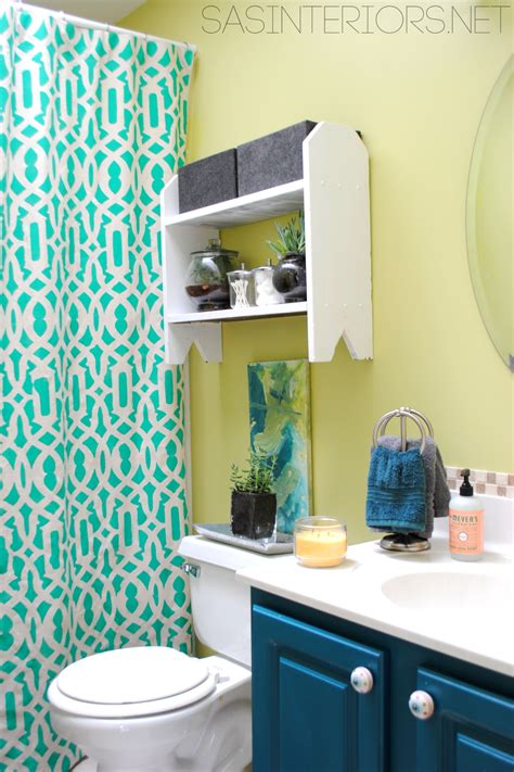 bathroom refresh with better homes and gardens burger