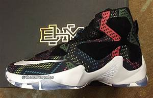 Nike LeBron 13 BHM Black History Month | SneakerFiles