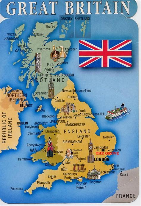 great britain map celtic isles   map  britain
