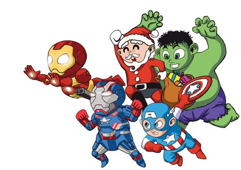 Avengers Cartoon