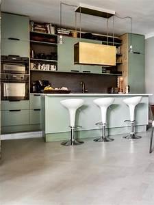 Cuisine Deco Industrielle : d co industrielle vintage blog d co design cuisine pinterest ~ Carolinahurricanesstore.com Idées de Décoration