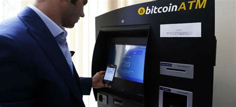 Select the sell bitcoin or withdraw cash option from the main screen. Why Should You Use Blockchain in a Bitcoin ATM Business?