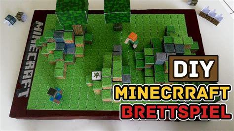 Minecraft basteln austrucken / minecraft bastelbogen zum ausdrucken : MINECRAFT BRETTSPIEL zum Ausdrucken und Selbermachen   DIY, Kreativität, Videospiele, Basteln ...