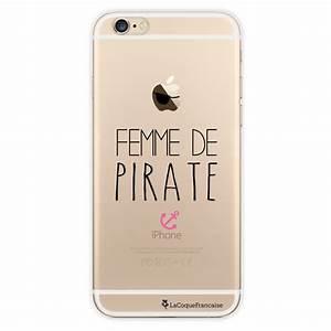 Coque Pour Iphone 6 : coque transparente femme de pirate pour iphone 6 ~ Teatrodelosmanantiales.com Idées de Décoration