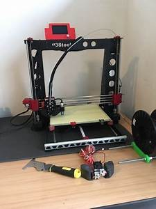 3d Printed Prusa Bed Leveling Sensor For Use With Dual Fan