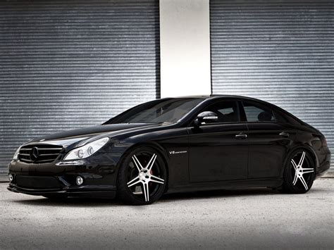 Mercedes Cls Class Backgrounds by Mercedes Cls 55 Amg High Definition Background