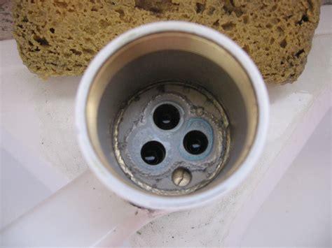 robinet mitigeur en fuit