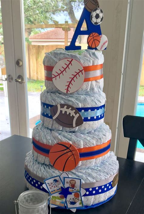 boy diaper cakes ideas  pinterest diy diaper