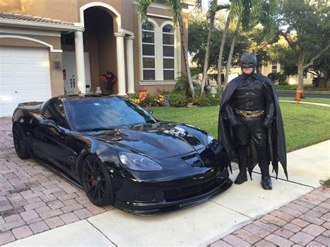 Batman Mobile batman to the bat mobile corvetteforum chevrolet