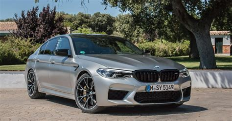 2019 Bmw M5 Competition First Drive Review Higher Track