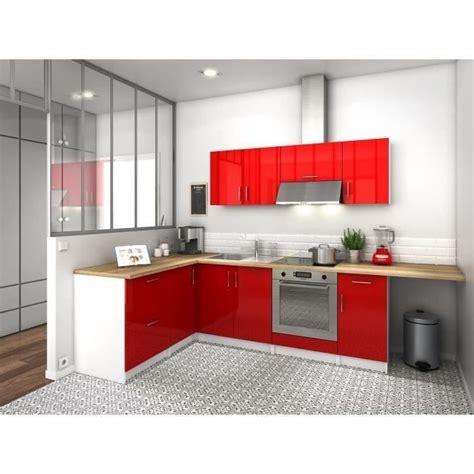 cuisine de a 0 z city cuisine d 39 angle complète équipée avec électroménager