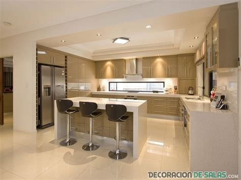 new home kitchen ideas ideas de cocinas abiertas