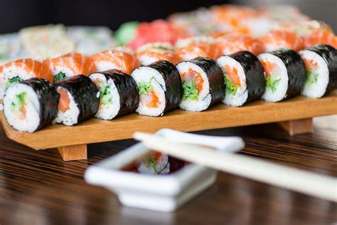riz cuisine sushis makis japon stoves