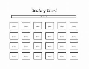 Restaurant Seating Diagram