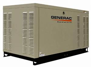 Generac 30 000 Watt Automatic Standby Generator