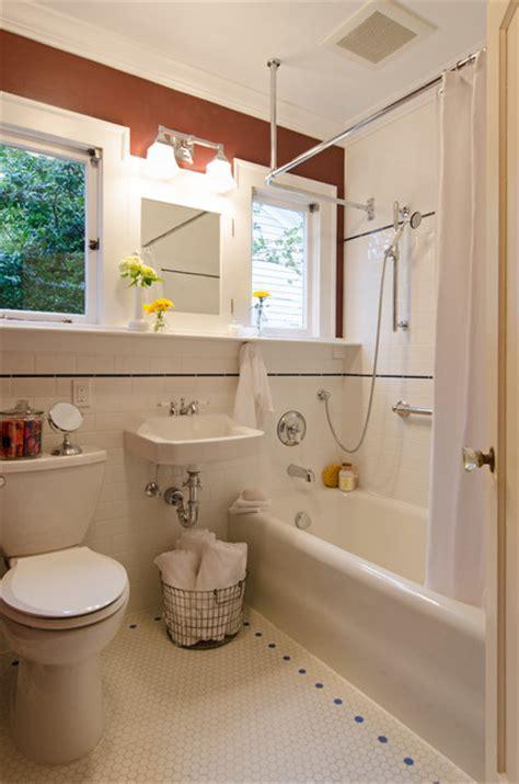 Vintage Craftsman Bathroom   Craftsman   Bathroom