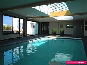 maison avec piscine en bretagne With location maison avec piscine interieure