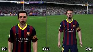 FIFA 14 - Playstation 4 vs. Playstation 3 - One News Page ...