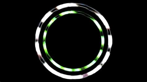 zoom  zoom  flashing rings animation background