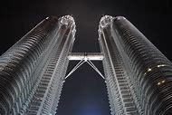 4K Petronas Twin Towers