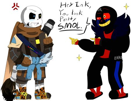 Ask Error Sans And Nightmare Sans