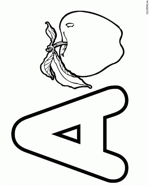 letter a coloring pages preschool and kindergarten 176 | free letter b printable coloring pages for preschool 2