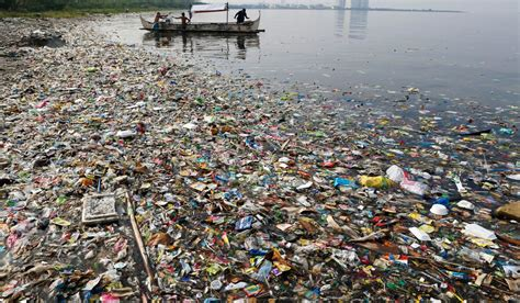 drones  reduce plastic pollution  rivers dji airworks