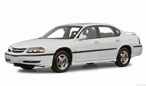 2001 Chevrolet Impala Models  Trims  Information  And