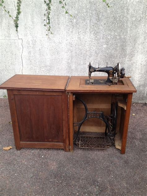 pfaff sewing machine cabinet pfaff antique sewing machine in carved oak sewing cabinet