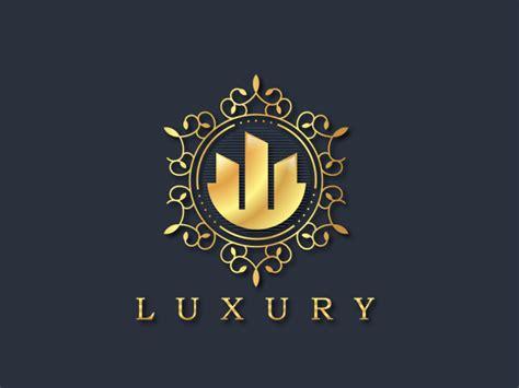 luxury logo design   files