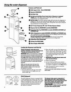 Child Safeguard  Cold Water And Compartment Features And