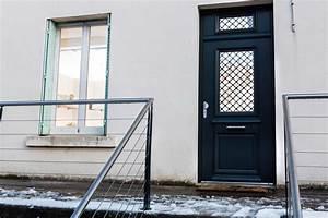 porte d entree maison ancienne sedgucom With porte d entrée alu avec seche cheveux salle de bain