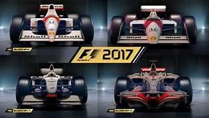 F1 2017 Jeux Video : la liste des voitures de l gende de f1 2017 est d sormais compl te avec l 39 ajout des mclarens ~ Medecine-chirurgie-esthetiques.com Avis de Voitures