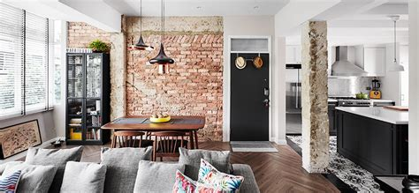 New York Loft Meets Eclectic Chic In This East Coast