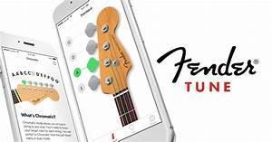 Fender Tune App For Guitar  U0026 Uke   Chords  Scales  Metronome