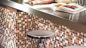 carrelage adhesif comment relooker simplement son With carrelage adhesif salle de bain avec led décoration intérieur
