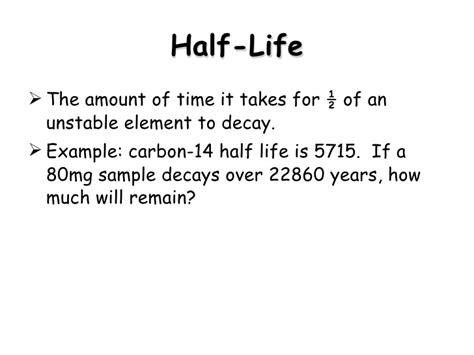 183 Halflife