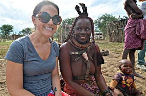 Immersive Africa: An Authentic Himba Tribe Visit In Namibia - Epicure & Culture : Epicure & Culture