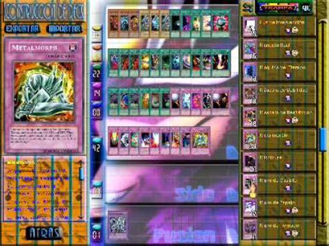 marik ishtar deck creando un deck en el yu gi oh power of chaos marik the