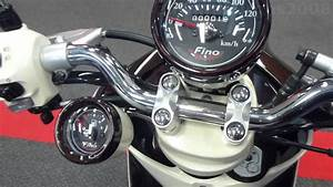 Yamaha Fino Fashion 115 2014 Al 2015 Video Versi U00f3n