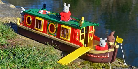 Sylvanian Families Canal Boat by Social Media Archives Highlight Pr Content Marketing