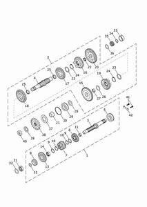 2017 Triumph Bonneville Output Gear  4th  37t