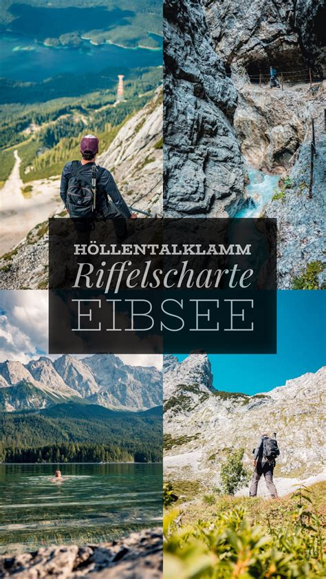 The höllentalklamm offers a unique, bizarre landscape that gives you some great insight into the forces of nature. Höllentalklamm - Riffelscharte - Eibsee | Wandern in ...