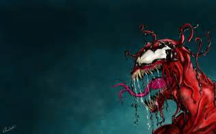 Spider-Man Venom Carnage Desktop