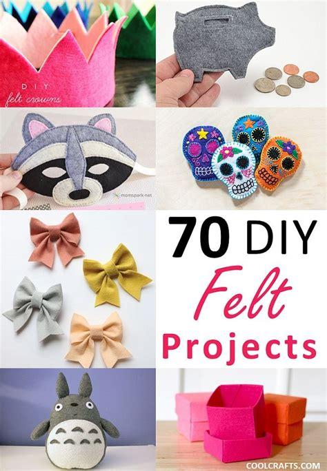 felt craft projects  diy ideas   felt felt