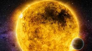 Astronomers Use X-Rays to Determine Hospitability of Sun ...