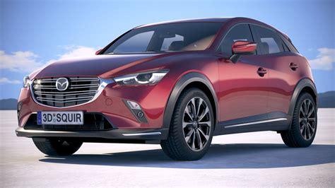 Mazda 2019 : Mazda Cx-3 2019