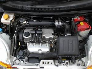 Qt- U220f Hits The Streets  Chevrolet Spark Lt