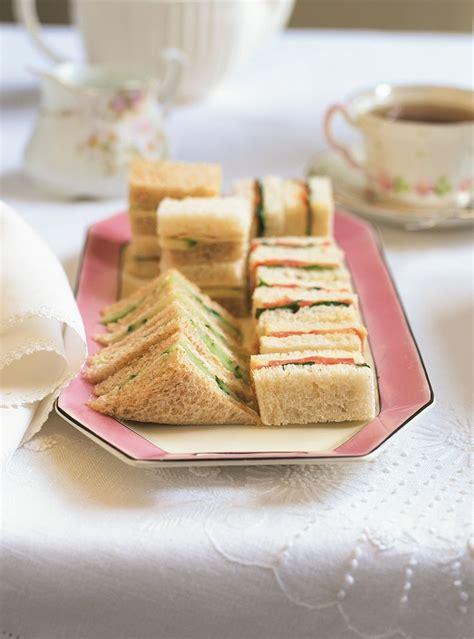 tea sandwich filling ideas recipe tea party